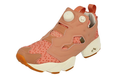 Reebok Instapump Fury Off Tg Womens Sneakers   - Rustic Clay Chalk Stone Bd3007 - Photo 0