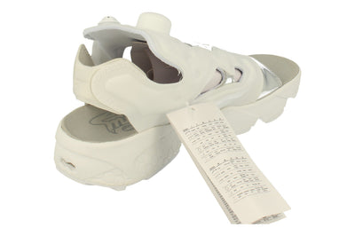 Reebok Instapump Fury Sandal Mag Womens   - White Silver Metallic Bd3186 - Photo 2