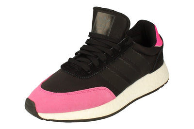 Adidas Originals I-5923 Mens Sneakers  5923 - Black White Pink Bd7804 - Photo 0