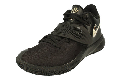 Nike Kyrie Flytrap III Mens Basketball Trainers Bq3060  008 - Black Gold Star 008 - Photo 0