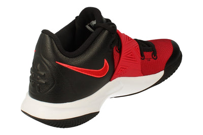 Nike Kyrie Flytrap III Mens Basketball Trainers BQ3060  009 - Black University Red 009 - Photo 2