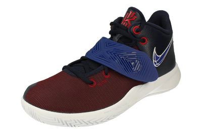 Nike Kyrie Flytrap III Mens Basketball Trainers Bq3060  400 - Obsidian Deep Royal Blue 400 - Photo 0