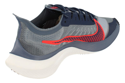 Nike Zoom Gravity Mens Bq3202  400 - Diffused Blue Laser Crimson 400 - Photo 2