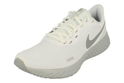 Nike Revolution 5 Mens Bq3204  100 - White Wolf Grey Pure Platinum 100 - Photo 0