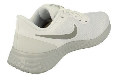 Nike Revolution 5 Mens Bq3204  100 - White Wolf Grey Pure Platinum 100 - Photo 2