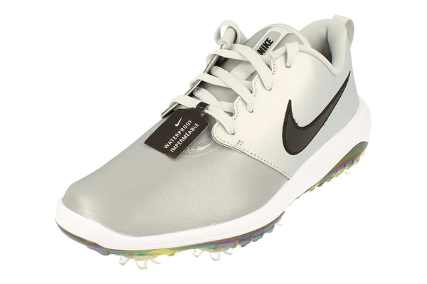 Nike Roshe G Tour Nrg Mens Golf Shoes Bq4813  005 - Reflect Silver Black 005 - Photo 0