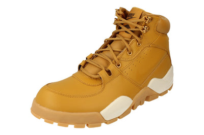 Nike Rhyodomo Mens Hi Top Trainers Bq5239 Sneakers Boots  700 - Wheat Light Bone 700 - Photo 0