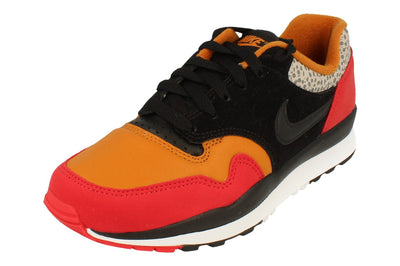 Nike Air Safari Se Sp19 Mens Trainers Bq8418  600 - University Red Black Monarch 600 - Photo 0