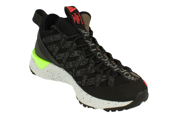 Nike Acg React Terra Gobe Mens Trainers Bv6344  202 - Ridgerock Flash Crimson Black 202 - Photo 0