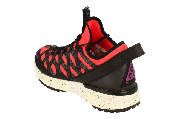 Nike Acg React Terra Gobe Mens Trainers Bv6344  600 - Bright Crimson Vivid Purple 600 - Photo 0