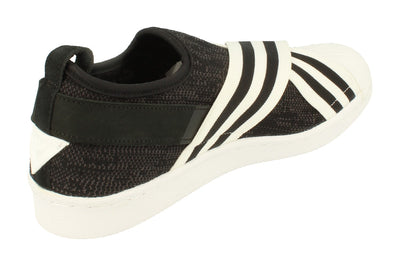 Adidas Originals White Mountaineering Wm Superstar Slip On Pk Mens BY2880 - KicksWorldwide