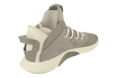 Adidas Originals Crazy 1 Adv Mens Trainers Sneakers  BY4369 - Grey White By4369 - Photo 2