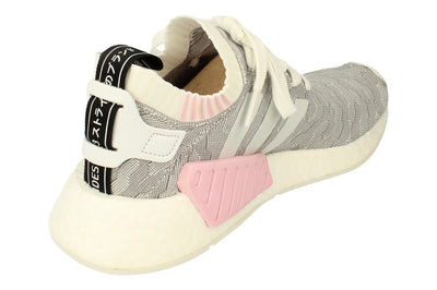 Adidas Originals Nmd_R2 Pk Womens Sneakers BY9520 - KicksWorldwide