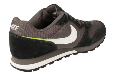 Nike Md Runner 2 Es1 Mens Cd5462  002 - Thunder Grey Volt Black White 002 - Photo 2