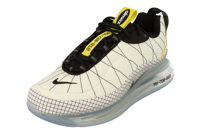 Nike Mx-720-818 Mens Ci3871  100 - White Black Opti Yellow 100 - Photo 0