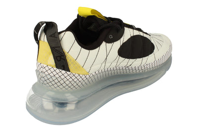 Nike Mx-720-818 Mens Ci3871  100 - White Black Opti Yellow 100 - Photo 2
