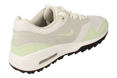 Nike Air Max 1 G Mens Golf Shoes Ci7576  111 - White Jade Neutral Grey 111 - Photo 2