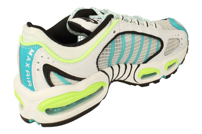 Nike Air Max Tailwind IV Se Mens Cj0641  100 - White Black Ghost Green 100 - Photo 2