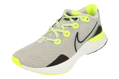 Nike Renew Run Mens Ck6357 006 - Grey Fog Black White Volt 006 - Photo 0