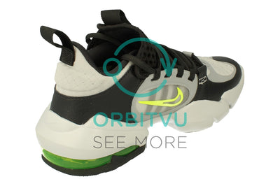 Nike Air Max Alpha Savage 2 Mens Trainers Ck9408  070 - Dark Smoke Grey Volt 070 - Photo 2