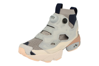 Reebok Instapump Fury Og Ultk Dp Mens Sneakers  - Power Cloud Grey Navy Cm9352 - Photo 0