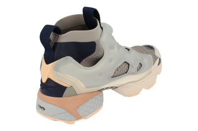 Reebok Instapump Fury Og Ultk Dp Mens Sneakers  - Power Cloud Grey Navy Cm9352 - Photo 2