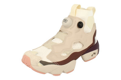 Reebok Instapump Fury Og Ultk Dp Mens Sneakers  - White Sand Stone Cm9354 - Photo 0