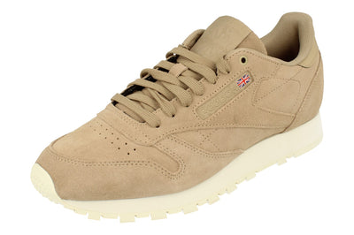Reebok Classic Cl Leather Mcc Mens Trainers Sneakers  CM9608 - Duck Season Chalk Cm9608 - Photo 0