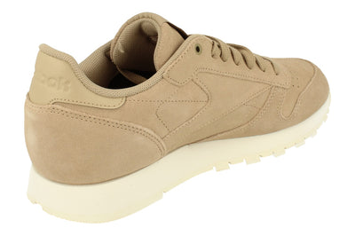 Reebok Classic Cl Leather Mcc Mens Trainers Sneakers  CM9608 - Duck Season Chalk Cm9608 - Photo 2