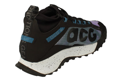 Nike Acg Zoom Terra Zaherra Mens Hi Top Trainers Cq0076 Sneakers Boots  500 - Space Purple Blue Force Black 500 - Photo 2