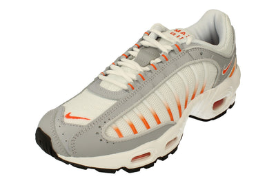 Nike Air Max Tailwind IV Mens Ct1267  100 - White Orange Blaze Wolf Grey 100 - Photo 0