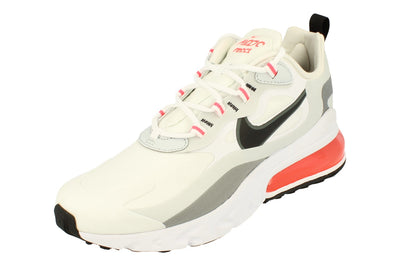 Nike Air Max 270 React Mens Ct1280  100 - White Black Flash Crimson 100 - Photo 0