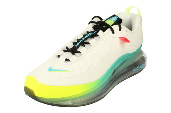 Nike Mx-720-818 Ww Mens Ct1282  100 - White Black Electric Blue Fury 100 - Photo 0