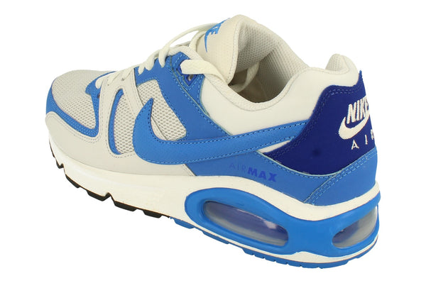 Nike Air Max Command Mens Trainers Ct2143 002 - Platinum Tint Pacific Blue 002 - Photo 0