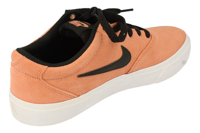 Nike Sb Charge Suede Mens Trainers Ct3463  200 - Terra Blush Black 200 - Photo 2