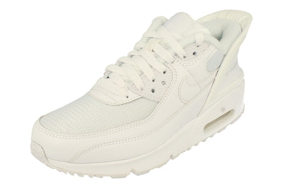 Nike Air Max 90 Flyease GS Cv0526 102 - White White White 102 - Photo 0