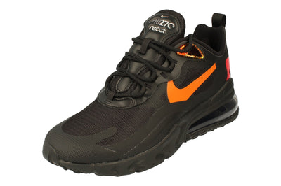 Nike Air Max 270 React Mens Cv1641  001 - Black Magma Orange 001 - Photo 0