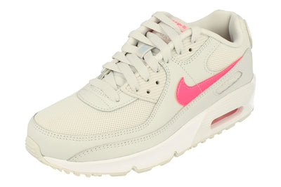 Nike Air Max 90 GS Cz7086  001 - Photon Dust Digital Pink 001 - Photo 0
