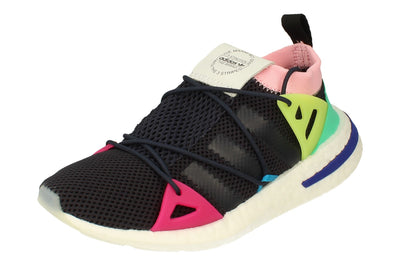 Adidas Womens Arkyn Sneakers   - Legend Ink True Pink Db3360 - Photo 0