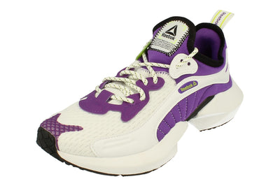 Reebok Sole Fury 00 Womens Sneakers  9250 - White Purple Black Dv9250 - Photo 0