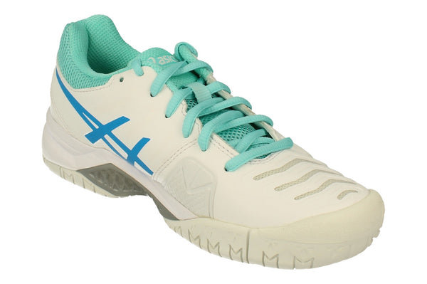 Asics Gel-Challenger 11 Womens Tennis Shoes E753Y  0143 - KicksWorldwide