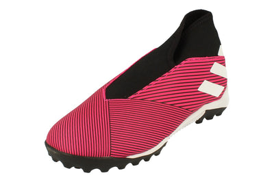 Adidas Nemeziz 19.3 Ll Tf Mens Football Boots Trainers  EF0385 - Pink White Black Ef0385 - Photo 0