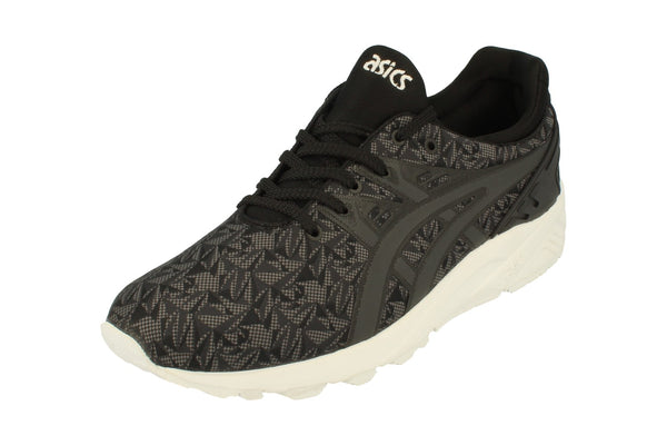 Asics Gel-Kayano Trainer Evo Mens H621N Sneaker Shoes 9016 - KicksWorldwide