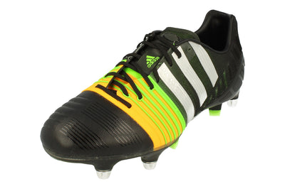 Adidas Nitrocharge 1.0 Sg Mens Football Boots  M17738 - KicksWorldwide