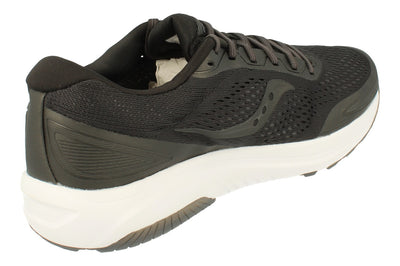 Saucony Clarion Mens S20447  001 - Black 1 - Photo 2