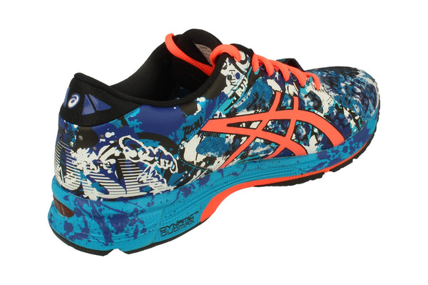 Asics Gel-Noosa Tri 11 Mens T626N  4006 - Island Blue Fladh Coral Black 4006 - Photo 0