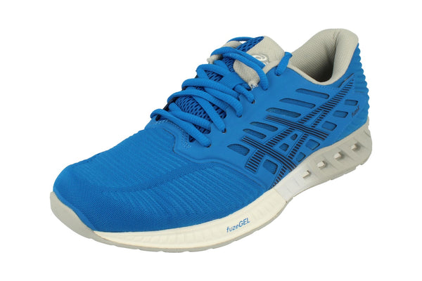 Asics Fusex Mens T639N  4358 - Blue Peacoat Mid Grey 4358 - Photo 0