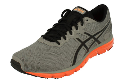 Asics Gel-Zaraca 5 Mens T6G3N 9690 - Aluminium Black Hot Orange 9690 - Photo 0