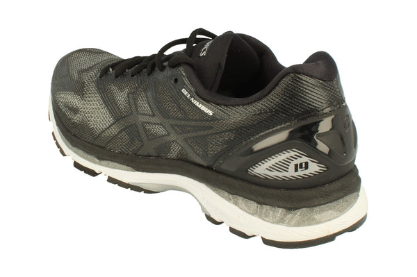 Asics Gel-Nimbus 19 Mens T700N  9099 - Black Onyx Silver 9099 - Photo 0