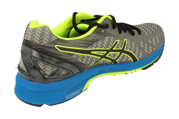 Asics Gel-Ds Trainer 22 Mens T720N  9790 - Carbon Black Safety Yellow 9790 - Photo 0
